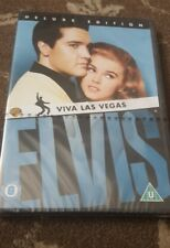 ELVIS VIVA LAS VEGAS DELUXE EDITION DVD SEALED