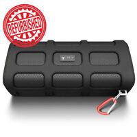 TREBLAB FX100 Bluetooth Speaker Portable Wireless with Built-in Power Bank