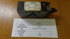 VICKERS DGMC-5-PT-FW-S-30 SYSTEMSTAK PRESSURE RELIEF VALVE