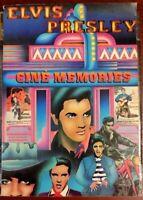 Libro Elvis Presley De Hollywood Ciné Recuerdos - Tirada Numerada