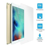 Premium Real Tempered Glass Screen Film Guard Protector for Apple iPad Pro 12.9""