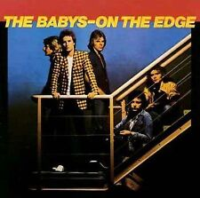 The Babys - On the Edge [Brand New & Remastered) John Waite
