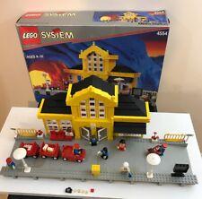 LEGO Train 4554 METRO STATION 99.9 % Complete, w/Box, (No Instructions) Vintage