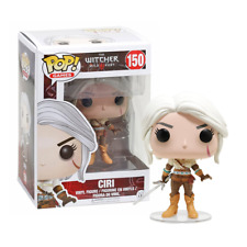 New The Witcher 3 Wild Hunt Ciri Pop Vinyl Figure #150 Funko Official
