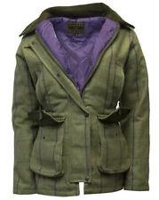 Tweed Jacket, Shooting Equestrian, Hunting, Country UK 18 Purple