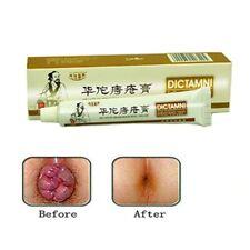 DICTAMNI Herbal Hemorrhoid Antibacterial Cream Powerful Hemorrhoid Treatment