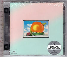 The Allman Brothers Band , Eat A Peach ( CD_SACD_HYBRID )
