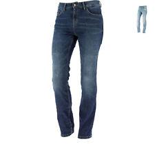 Richa Nora Ladies Motorcycle Jeans Womens Bike Pants Made With Kevlar Slim Fit