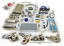 TURBO KIT BMW E46 E39 M54 M54 B30 M52 M50 2.5 2.8 3.0 STAGE 2 TURBOKIT k64 !!!!!