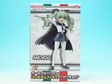 Girls und Panzer Premium Figure Anchovy Sega