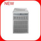 Koldfront CAC8000W 8000 BTU 115V Casement Air Conditioner - White photo