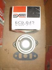 NORS LATE 70s EARLY 80s CHRYSLER DODGE PLYMOUTH  EGR VALVE BWD EGR943