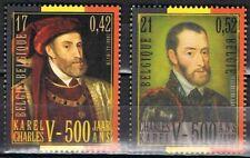 2000 België Keizer Karel V 2938-2939
