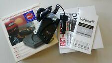 Vintage Whistler 1470 Radar Detector In Original Box Manual
