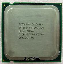 Intel Core 2 Duo E8400 3GHz Dual-Core (EU80570PJ0806M) Processor