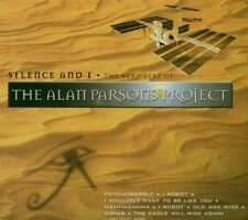 """THE ALAN PARSONS PROJECT """"SILENCE AND I"""" 3 CD BOX NEU!!"""