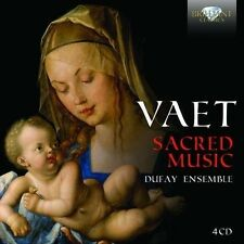 Vaet / Eckehard Kiem / Dufay Ensemble - Vaet: Sacred Music [New CD] UK - Import
