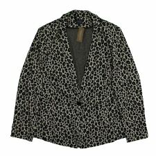 M & S Collection Women's Blazer 18 Multi, Blend - polyester, viscose, other
