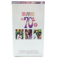 Top of the Pop Hits 1: The 70, VARIOUS ARTISTS 6 CD Box Set New Sealed