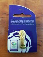 WM Pokal Pin Germany NEU Fussball Football Badges DFB Nadel Anstecknadel Brosche