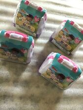 DOC MCSTUFFINS ~ Disney Blind Boxes Pet Rescue Series-2 ~ Lot of 4