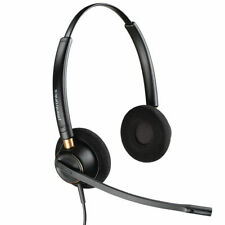 Plantronics EncorePro 520 Binaural Call Centre Telephone Headset  OPEN BOX