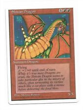 Magic the Gathering ~ 1x Shivan Dragon ~ 4th Edition ~ MP