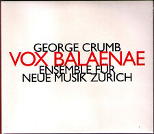 George Crumb vox balaenae Eleven Echoes of Autumn Dream sequence 4 nocturnes CD