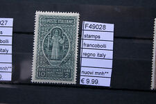 FRANCOBOLLI STAMPS REGNO ITALY NUOVI MNH** (F49028)