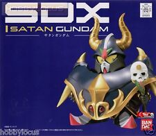 Bandai SDX 03 Satan Gundam SD Knight Gundam Side Story Completed Action Figure