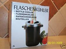 NEW German Wine Beverage Bottle Cooler Flaschenkühler