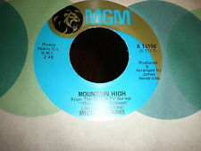 Michael Parks 45 Mountain High MGM
