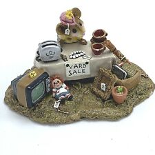 Wee Forest Folk Miniature Figurine The Yard Sale M 202 Special Edition