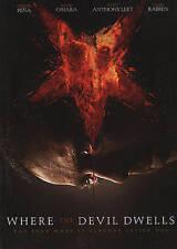 Where the Devil Dwells (DVD, 2015)