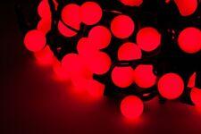 Luces de Navidad Hadas Interior 100 Bolas LED 10 m Tira de luces Iluminación