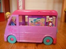 Polly Pocket -  Lot 11 - Petit camping car