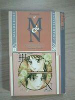 Portrait of M & N 4, Shojo Manga, English, 13+, Tachibana Higuchi