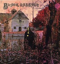 "BLACK SABBATH ""S/T"" ORIG IT/UK 1970 RARE M-/M-"