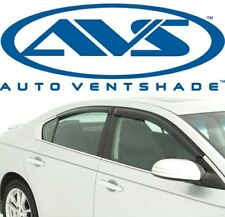 AVS 194100 In-Channel Window Deflector Ventvisor 4pc for 2009-2015 Nissan Maxima