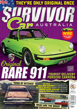 LIMITED STOCK - SURVIVOR CAR AUSTRALIA FALCON GT MONARO GTS CHARGER RT ISSUE 17
