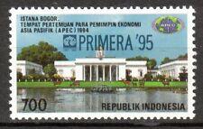 Indonesia - 1995 Stamp expo Primera / Architecture - Mi. 1571 MNH