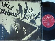 Bill Nelson ORIG UK LP Das kabinett NM '81 New Wave Post Punk Be Bop Deluxe