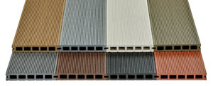 Cladco Composite Hollow Decking Boards 2.4m and 4m available in 8 colours DECK