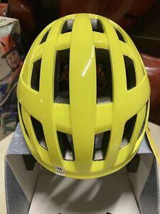 ! Smith Signal MIPS Adult Medium Cycling MTB Bike Helmet Neon Yellow