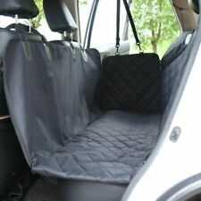 100% Waterproof Car Seat Cover Rear Seat Pet Dog Protector Travel Hammock Mat