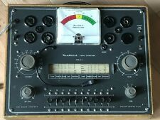 Vintage Heathkit Model Tc 2 Tube Checker Power On Tested Only
