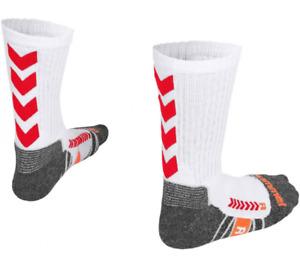 Neu Hummel Chevron Sportsocken Socken Größe 36 - 40 Handball Squash Fitness etc