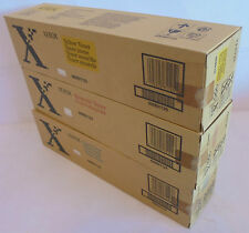 Xerox 006R01123 006R01124 006R01125 CMY Docucolor 1632 2240 3535 NEU