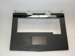 02Dell OEM Alienware 15 R4 Palmrest Touchpad Assembly NID04 - HV7RC