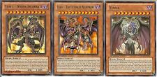 Yugioh Yubel Deck - Terror Incarnate Ultimate Nightmare Armageddon Knight